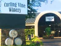Curling Vine Winery Branson