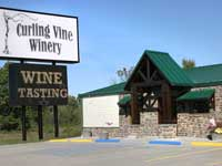 Curling Vine Winery New Florence